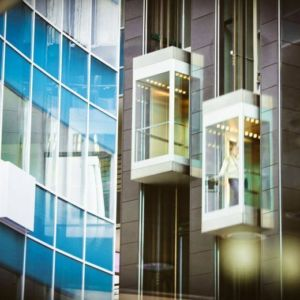 Lifttechnik-TELE-Überwachung