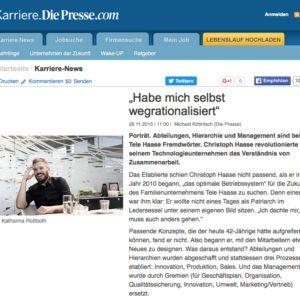 TELE-die Presse