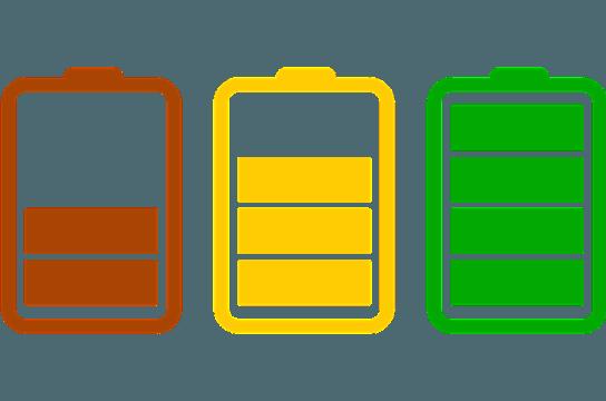 Batterie-Energie