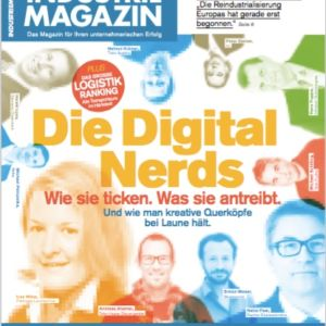 Industriemagazin-cover