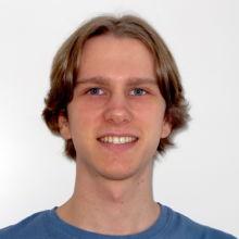 Portrait Daniel Frank